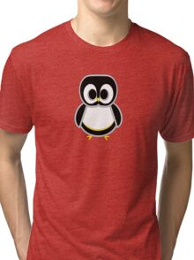 Paco the Penguin Tri-blend T-Shirt