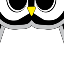 Paco the Penguin Sticker