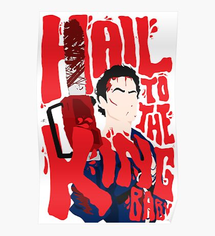 Army Of Darkness/Bruce Campbell Poster