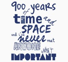 doctor who - 900 years of time and space by crowleying