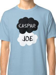 CASPAR & JOE (Caspar Lee & ThatcherJoe) - TFIOS Design Classic T-Shirt
