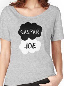CASPAR & JOE (Caspar Lee & ThatcherJoe) - TFIOS Design Women's Relaxed Fit T-Shirt