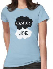 CASPAR & JOE (Caspar Lee & ThatcherJoe) - TFIOS Design Womens Fitted T-Shirt