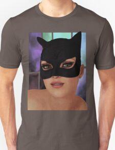 Purrfect Portrait Unisex T-Shirt