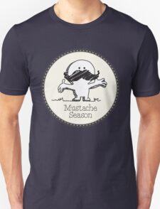 Mustache Season. T-Shirt