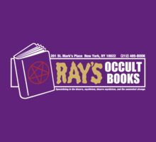 Ray's Occult Books by RKSmith