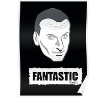 DOCTOR WHO FANTASTIC Poster