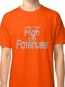 Key & Peele - High on Potenuse Classic T-Shirt