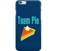 Team Pie iPhone Case/Skin