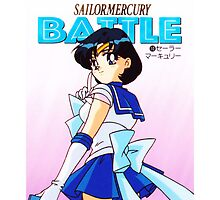 Sailor Moon - Sailor Mercury [Battle Card Edition - iPhone] by sandyw5