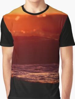 """""""Waves of Winter"""" Graphic T-Shirt"""