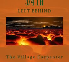 3/4th Left Behind by Charles Lee Emerson, Author, Minister, Poet, Publisher
