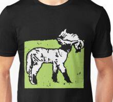 Victorian Woodcut Lambs Sheep Unisex T-Shirt