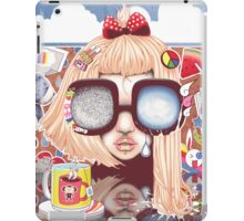 Doll face iPad Case/Skin