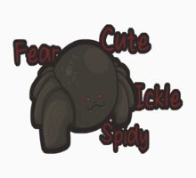 Fear Cute Ickle Spider Kids Clothes