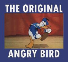 The Original Angry Bird (Donald Duck) by CarCatchers1