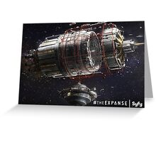 expanse syfy new film Greeting Card