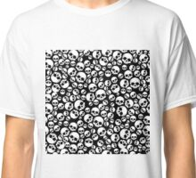 seamless with skulls Classic T-Shirt