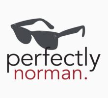 Perfectly Norman by namastacy