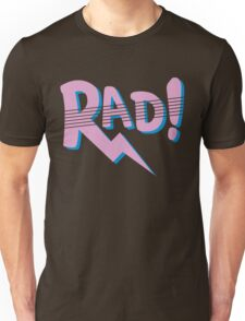 RAD! (80s Edition) Unisex T-Shirt
