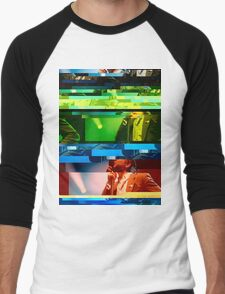 Corruption 3 Men's Baseball ¾ T-Shirt
