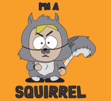 I'm a squirrel by RichardMisiak