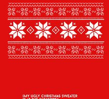 My Ugly Christmas Sweater Is At The Cleaners by stephw