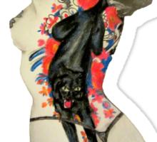 Tattooed Bettie Sticker