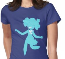 Wanda Ghost  Womens Fitted T-Shirt
