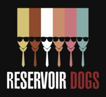 Reservoir Dogs T-Shirt by CalmSubtlety