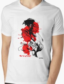 SONS OF FATE Tee [faded ink ] Mens V-Neck T-Shirt