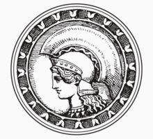 Athena/Minerva - black by electrasteph