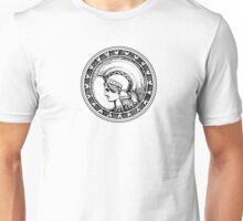 Athena/Minerva - black Unisex T-Shirt