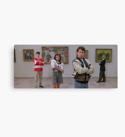Art Museum Canvas Print