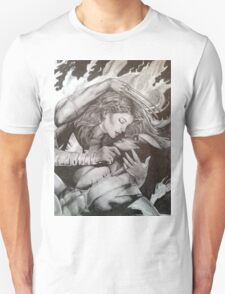 Jean and Logan Phoenix and Wolverine T-Shirt