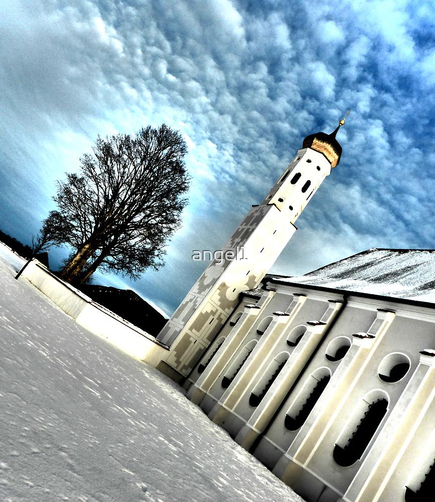 St. Coloman Pilgrimage Church Schwangau by ©The Creative  Minds