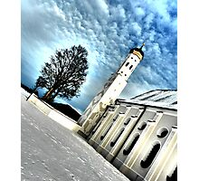 St. Coloman Pilgrimage Church Schwangau Photographic Print