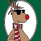 Chillin' Rudolph the Red Nosed Reindeer by CarCatchers1