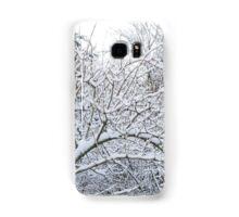 Winter scene Samsung Galaxy Case/Skin