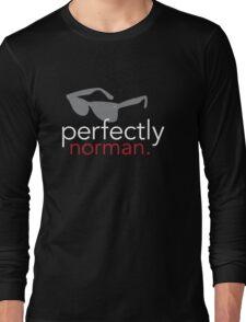 Perfectly Norman v2 Long Sleeve T-Shirt