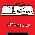 Emergency Mouse Trap Dispenser by NicoWriter