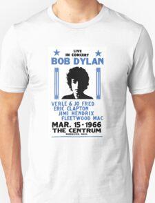 Bob Dylan Concert 2 T-Shirt