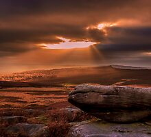 Toads Mouth/ Burbage Moor by chetanboy