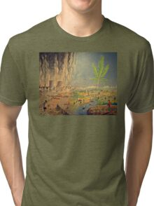 a tale of two cities  Tri-blend T-Shirt