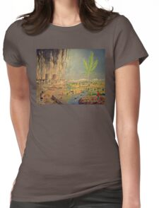 a tale of two cities  Womens Fitted T-Shirt
