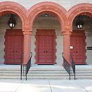 Three Doors by Bob Hardy