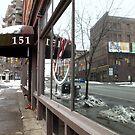 151 St.Paul Street by David Schroeder