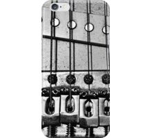 Guitar Strings iPhone Case/Skin