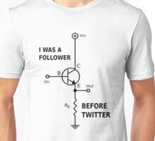 Emitter Follower Unisex T-Shirt