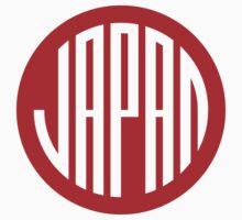 Japan - japanese round design symbol by kislev